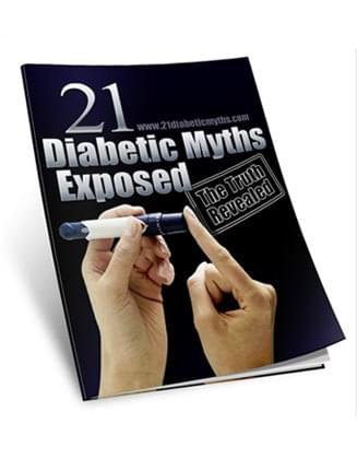 21 Diabetic Myths Exposed Report