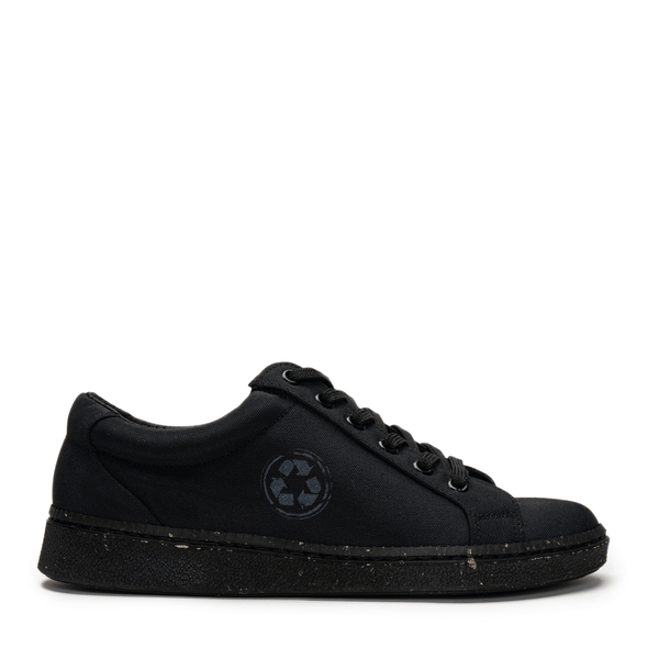 Ganges Black Derby Sneakers