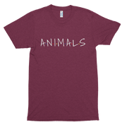 "Friends logo inspired ""Animals"" T- Shirt."