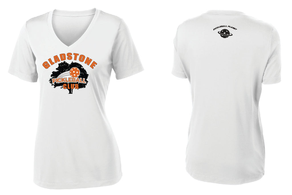 Women's Short Sleeve Performance 'Gladstone PB Club' Shirt