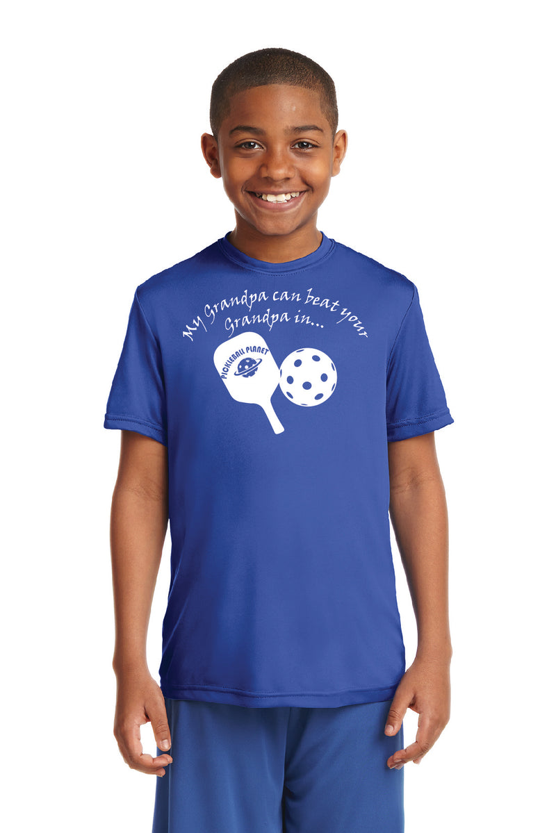 Sport-Tek® Youth PosiCharge® Competitor™ 'Grandpa' Tee