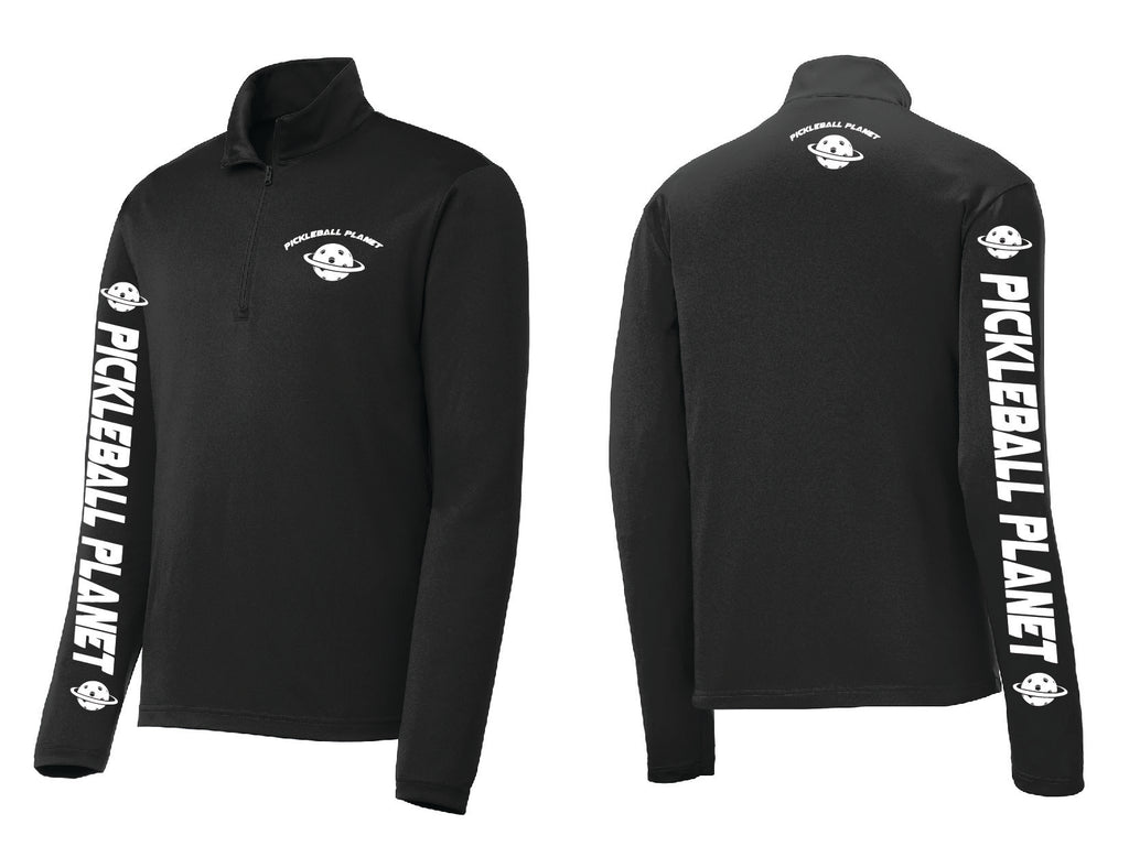 Men's Competitor™ 1/4-Zip Pullover 'Pickleball Planet'