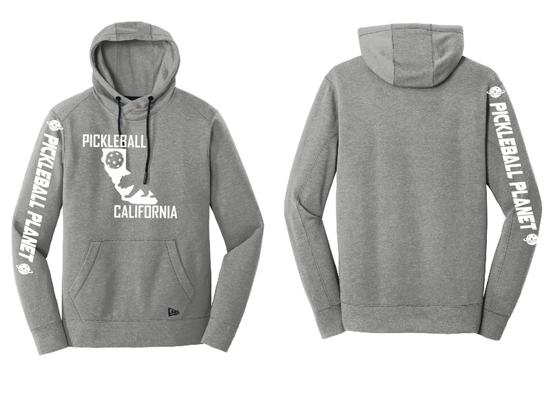 Men's Pullover Hoodie Shadow Gray Heather California Bear