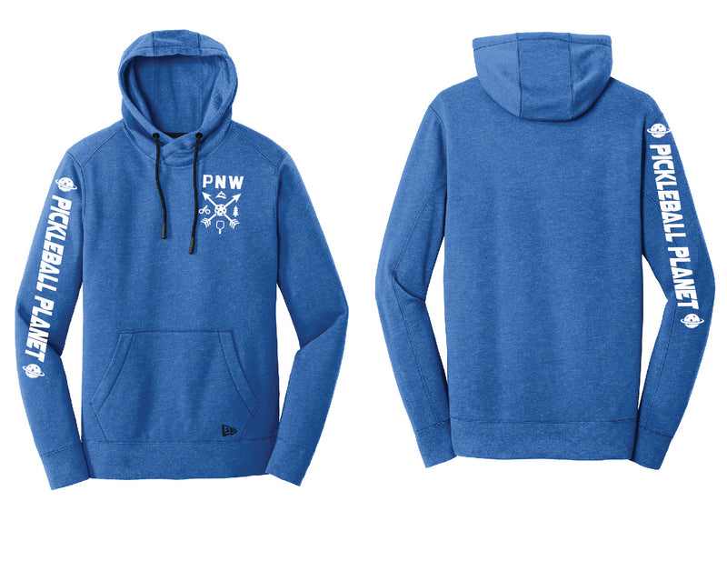 Men's Pullover Hoodie Royal Blue PNW