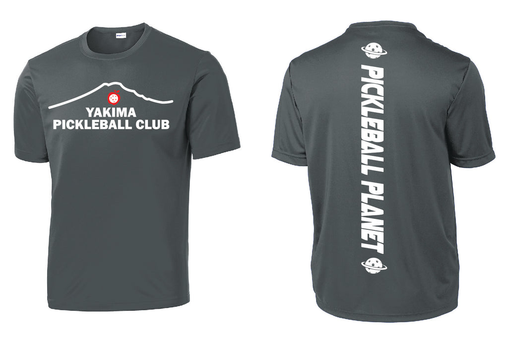 Men's Short Sleeve Performance Tee 'Yakima PC'