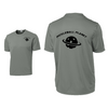 Gray Pickleball Planet tee shirt