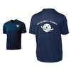 Navy Blue Pickleball Planet tee shirt
