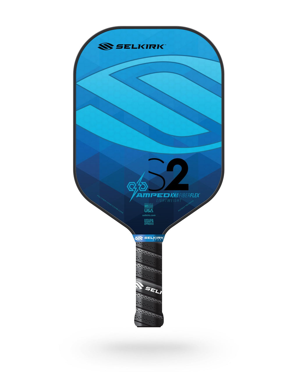 2021 Selkirk AMPED S2 Paddle