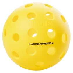 ONIX FUSE G2 OUTDOOR PICKLEBALL- 100 Pack (Yellow or Neon)
