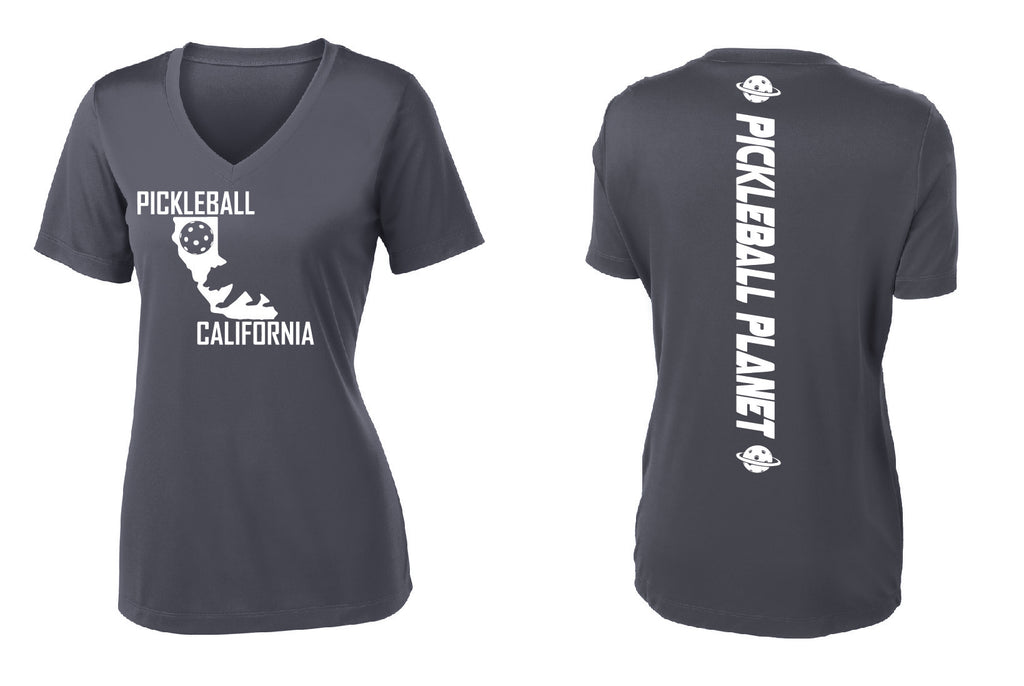 Short Sleeve Iron Gray California Bear