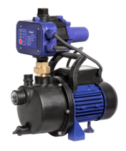 Load image into Gallery viewer, Jet Pressure Pumps - Residential & Commercial Water Supply Pumps - Enter Energy & Water