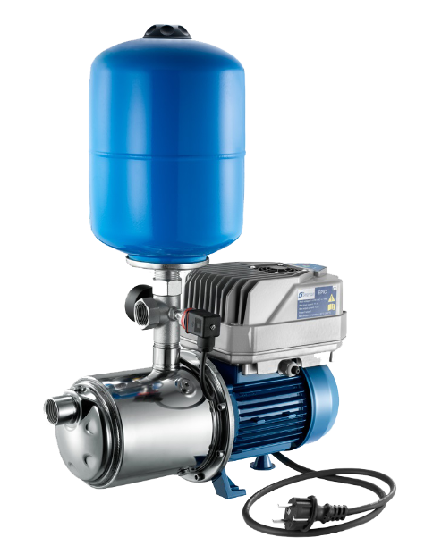 Variable Speed Drive Pressure Pumps - Residential & Commercial Water Supply Pumps - Enter Energy & Water