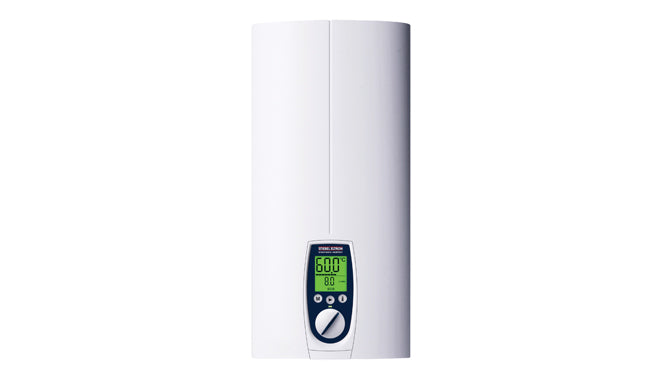 Stiebel Eltron - DHE 18 AU / DHE 27 AU - 3 Phase Electric Instantaneous Water Heater - Enter Energy & Water