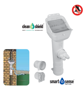 Downpipe Diverters - Enter Energy & Water