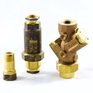 Radiant Boiler Valves & Accessories - Enter Energy & Water
