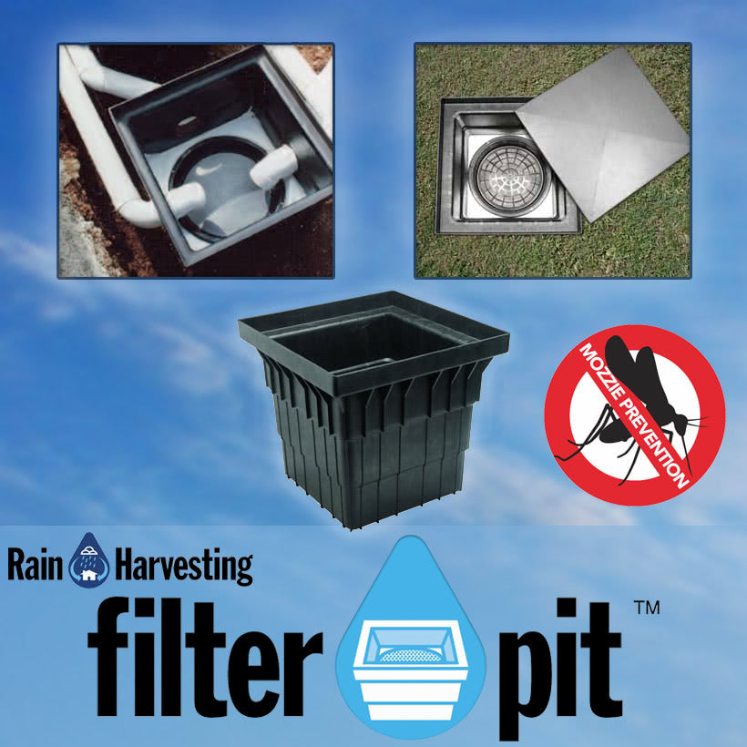Filter Pits - Enter Energy & Water
