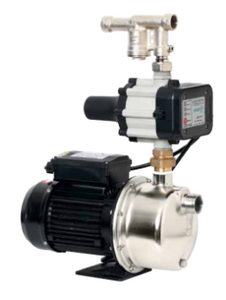 Mains limit 600 kPa - Hydraulic Rain/ Mains Changeover Systems - Enter Energy & Water