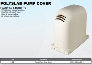 Pump Covers - Enter Energy & Water