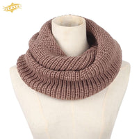 Knitted Infinity Scarf (Unisex)