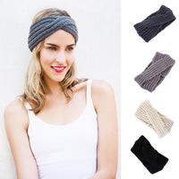 Knitted Twist Turban (Women)