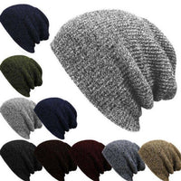 Slouchy Knitted Beanie (Fits Kids & Adults)