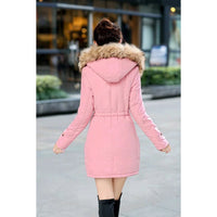 Parka Fur Hood (Women)