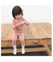 Kids Fitted Thermal Underwear