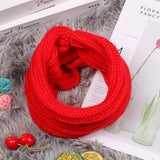 Infinity Knitted Scarf Kids (Thick)