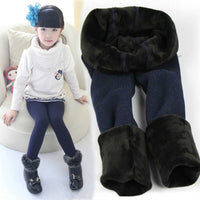 Kids Thick Thermal Leggings w/ fleece lining (Autumn/Winter)