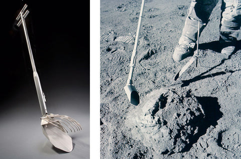Apollo 11 Moon Stone Shovel