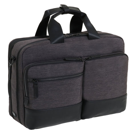 Lightweight Business 2 | Large Laptop Bag BLACK