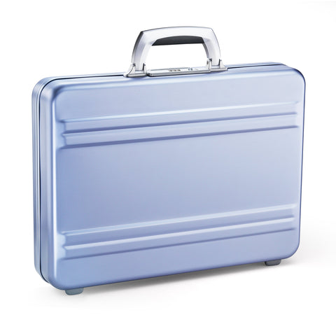 Slimline Aluminum | Attaché POLISHED BLUE