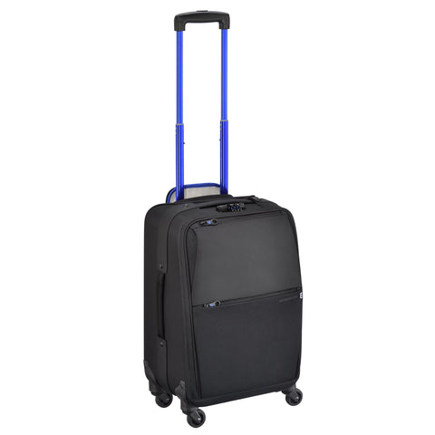GREENWICH | 4-Wheeled Carry-on Spinner BLACK