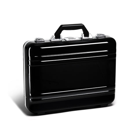 Classic Polycarbonate Attaché | Large Classic Polycarbonate Attaché BLACK