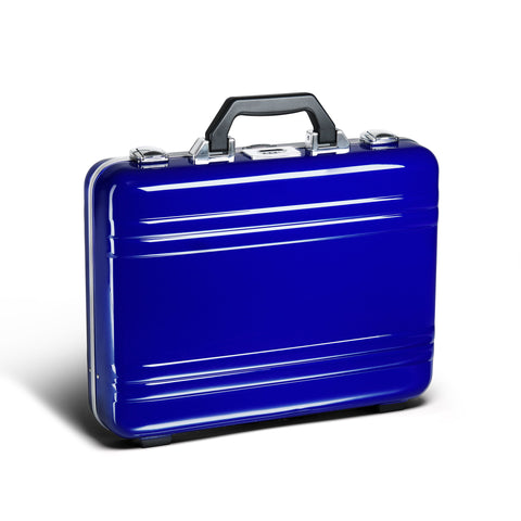 Classic Polycarbonate Attaché | Large Classic Polycarbonate Attaché BLUE