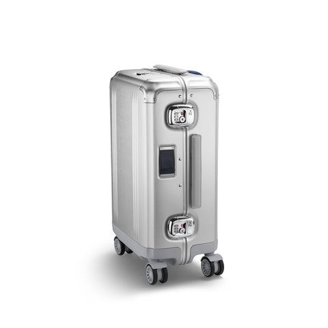Pursuit Aluminum | International Carry-On Case SILVER