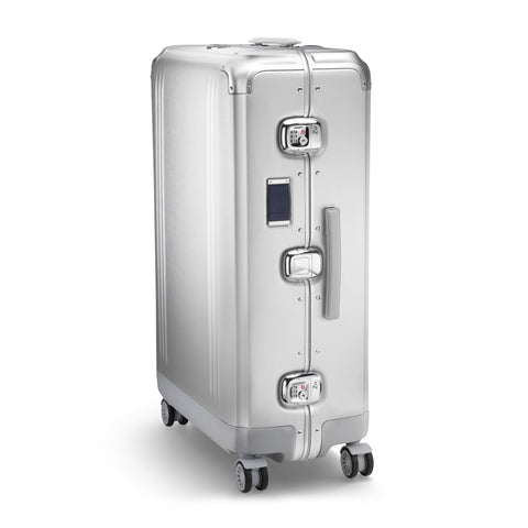 Pursuit Aluminum | Large Travel Case SILVER
