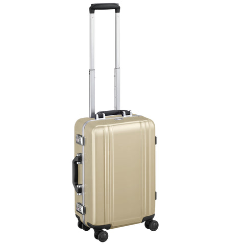 Classic Polycarbonate | Spinner Carry-On POLISHED GOLD