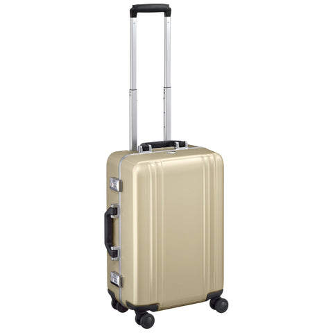 Classic Polycarbonate | International Carry-On POLISHED GOLD