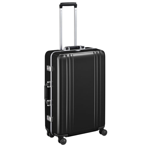 "Classic Polycarbonate | 25"" Spinner Travel Case BLACK"