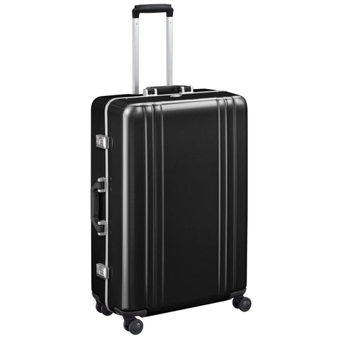 "Classic Polycarbonate | 28"" Spinner Travel Case BLACK"