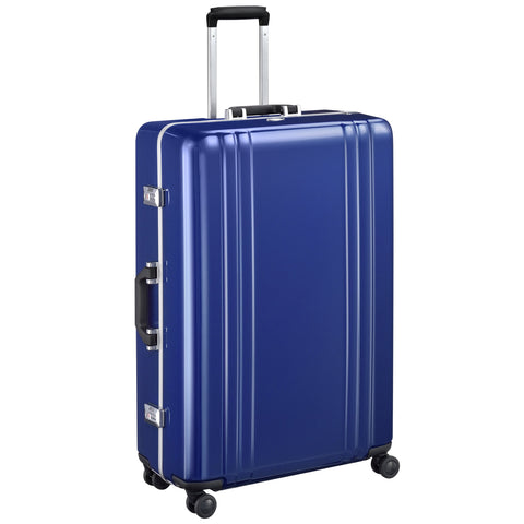 "Classic Polycarbonate | 30"" Spinner Travel Case BLUE"
