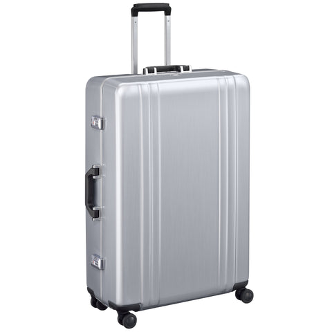 "Classic Polycarbonate | 30"" Spinner Travel Case SILVER"