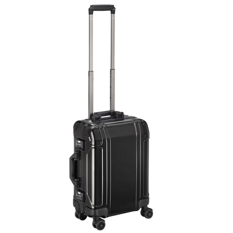 Geo Aluminum 3.0 |  Spinner Carry-On BLACK