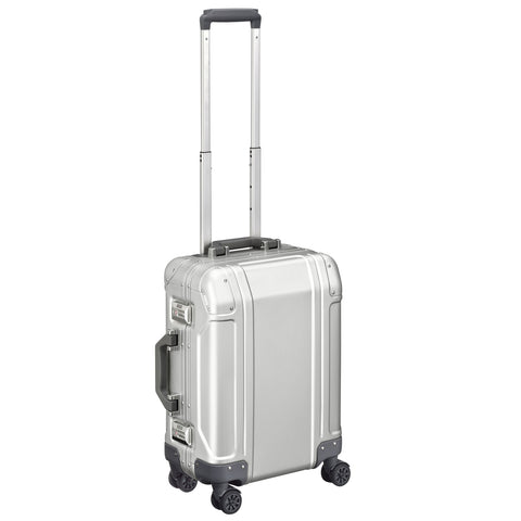 Geo Aluminum 3.0 |  Spinner Carry-On SILVER