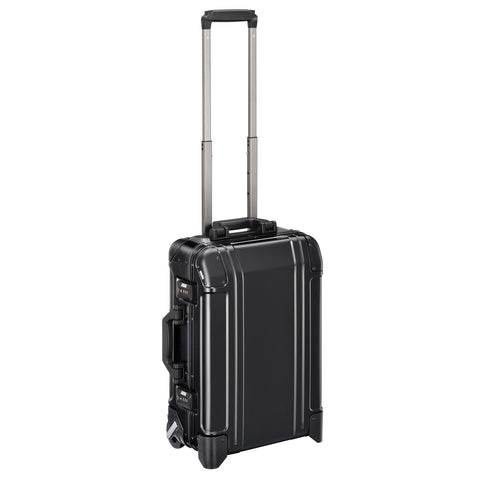 Geo Aluminum 3.0 |   Two-Wheel Carry-On BLACK