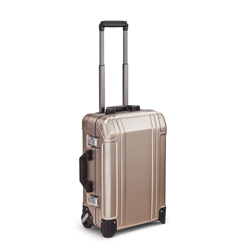 Geo Aluminum 3.0 |   Two-Wheel Carry-On BRONZE