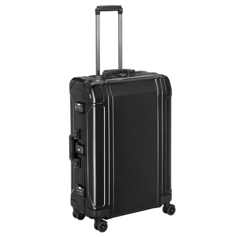 "Geo Aluminum 3.0 |   26"" Spinner Travel Case BLACK"