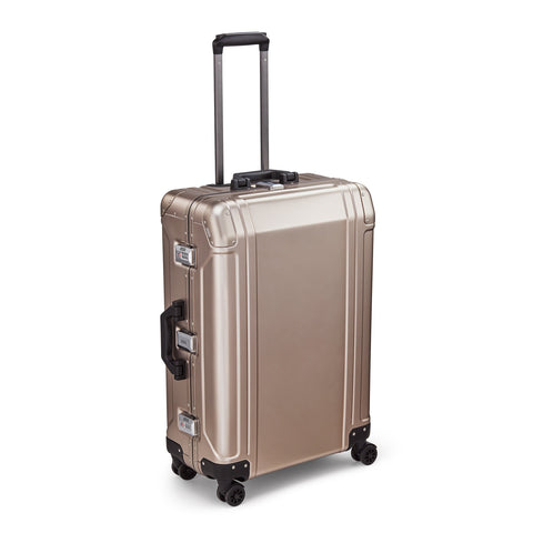"Geo Aluminum 3.0 |   26"" Spinner Travel Case BRONZE"