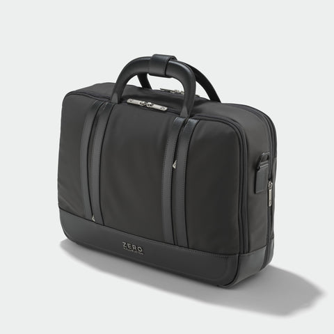 The Journal | Nylon Three-Way Expandable Briefcase 81005 GRAY